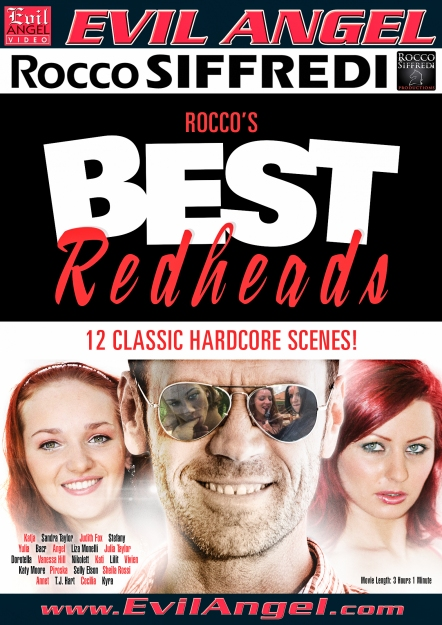 Rocco's Best Red Heads DVD