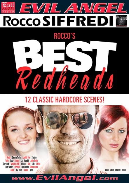 Rocco's Best Red Heads DVD