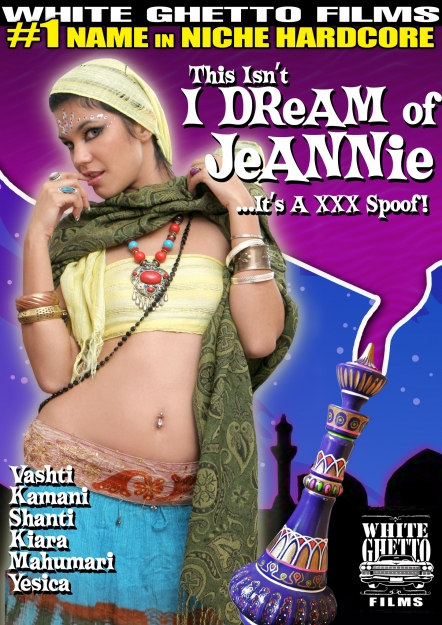 This Isn't I Dream Of Jeannie It's XXX Spoof