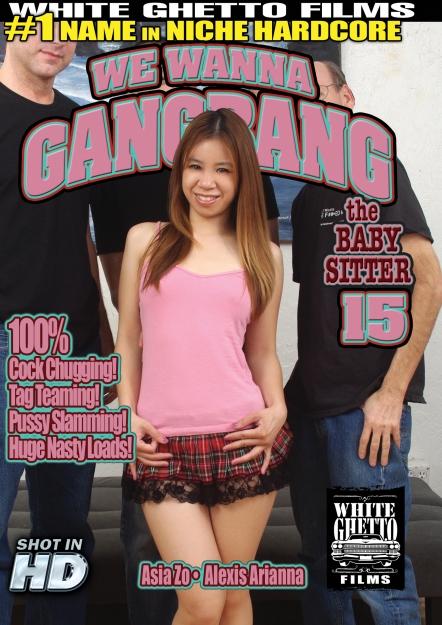 We Wanna Gangbang The Babysitter #15