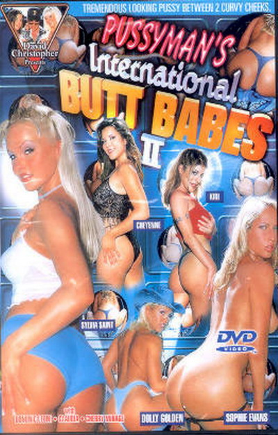 Pussymans International Butt Babes #02
