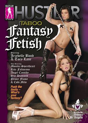 Taboo: Fantasy Fetish DVD