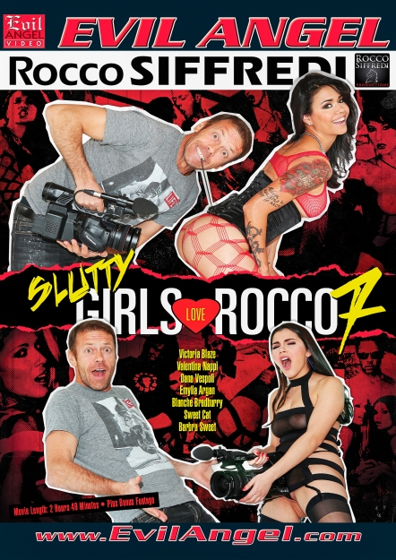 Slutty Girls Love Rocco #07