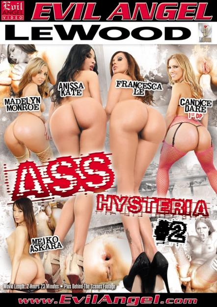 Ass Hysteria #02