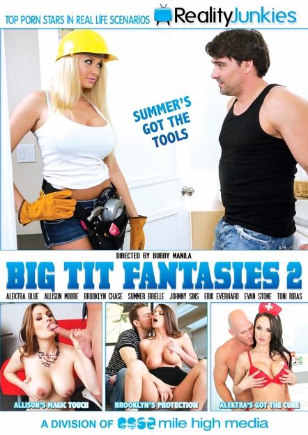 Big Tit Fantasies #02