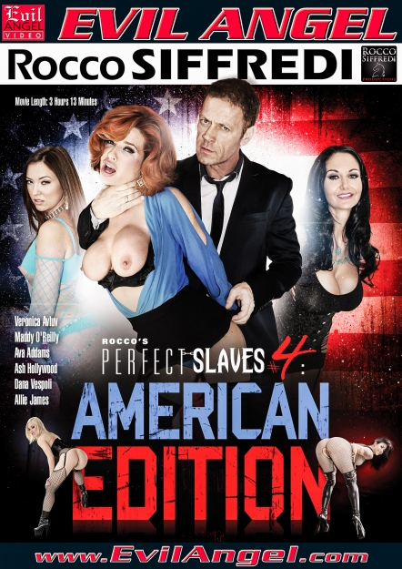 Rocco's Perfect Slaves #04 DVD
