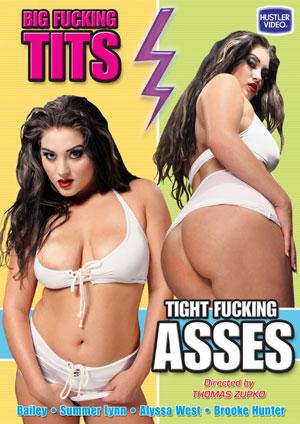Big Fucking Tits, Tight Fucking Asses #1 DVD