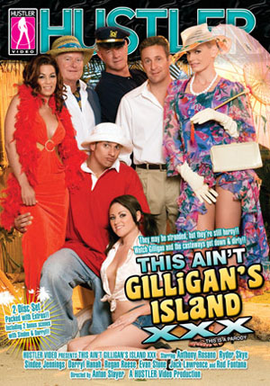 This Ain't Gilligan's Island XXX DVD