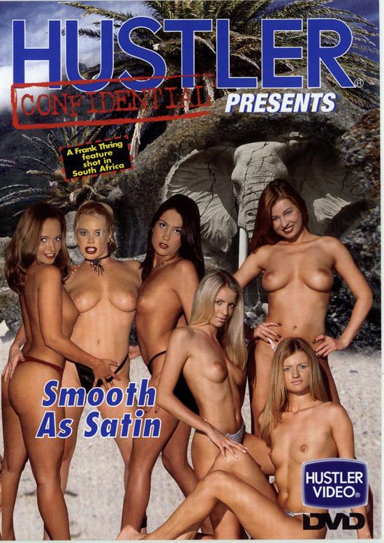 Hustler Confidential #2 DVD