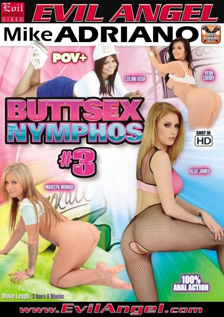 Buttsex Nymphos #03