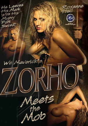 Zorho Meets The Mob DVD