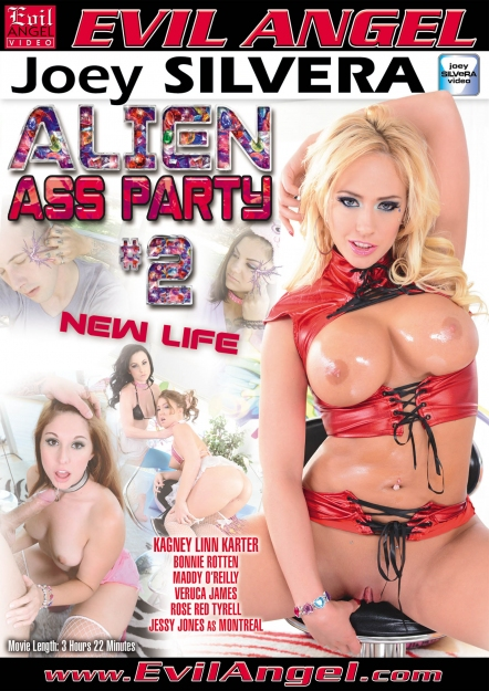 Alien Ass Party #02