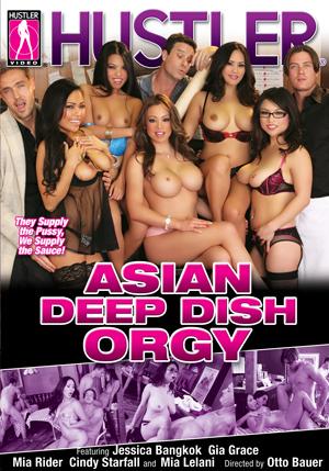 Asian Deep Dish Orgy