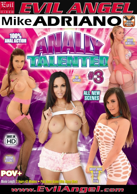 Anally Talented #03