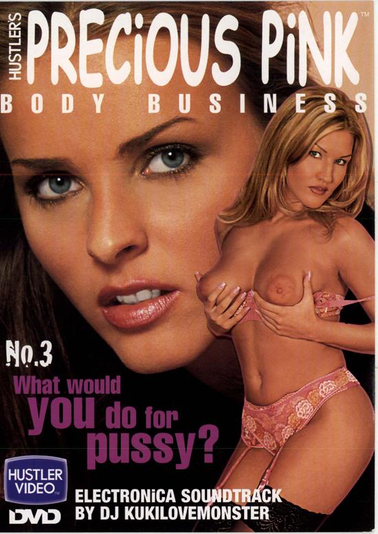 Precious Pink #3 DVD