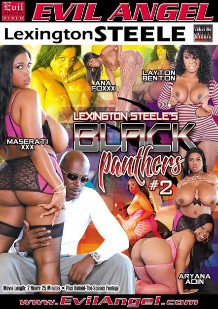 Black Panthers #02