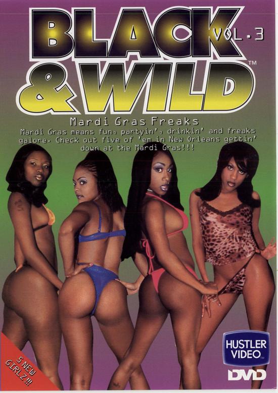 Black and Wild #3