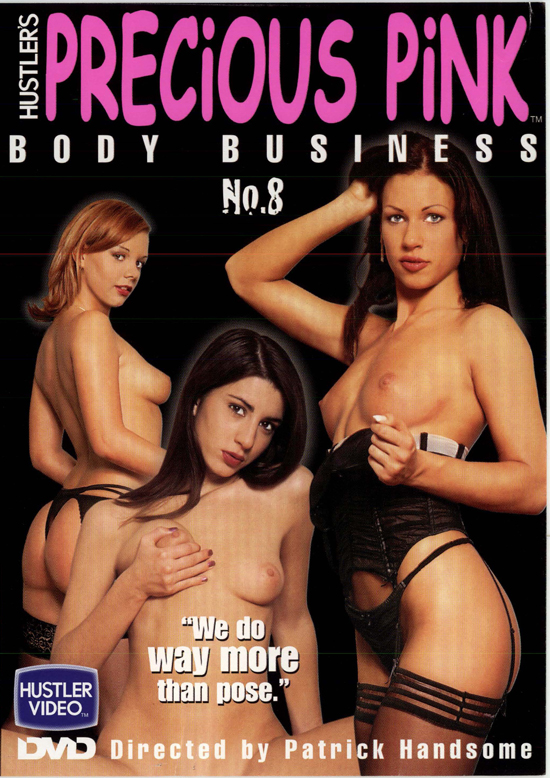 Precious Pink #8 DVD