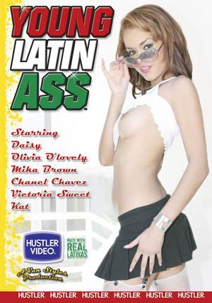 Young Latin Ass #1 DVD