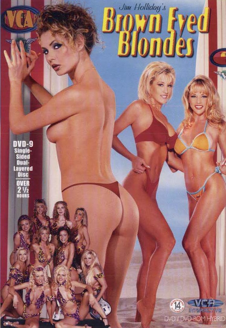 Jim Holliday: Brown Eyed Blondes DVD