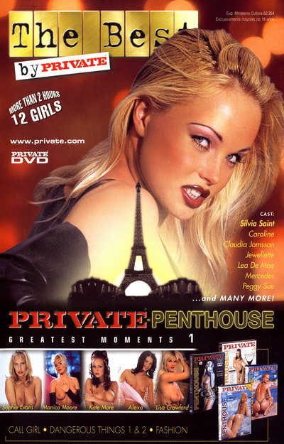 Private Penthouse Greatest Moments #01