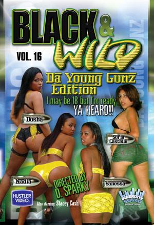 Black and Wild #16 DVD