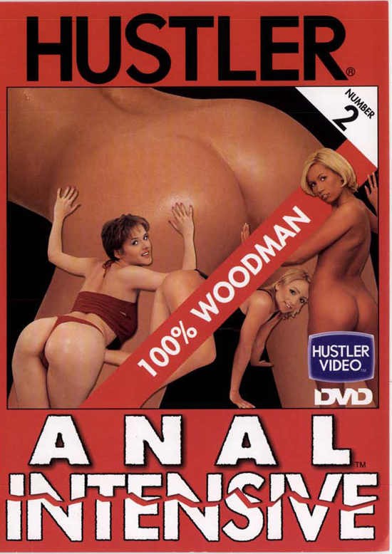 Anal Intensive #2 DVD