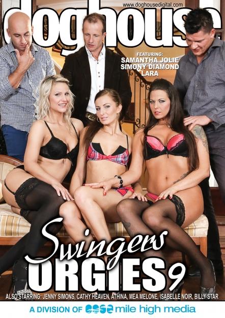 Swingers Orgies #09