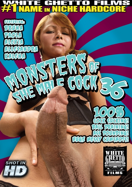 Monsters Of Shemale Cock #36