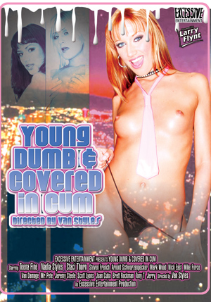 Young Dumb And Covered In Cum DVD