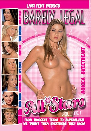 Barely Legal All Stars #1 DVD