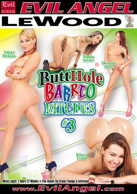 Butthole Barrio Bitches #03