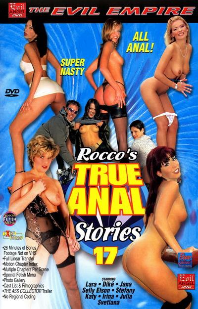 True Anal Stories #17 DVD