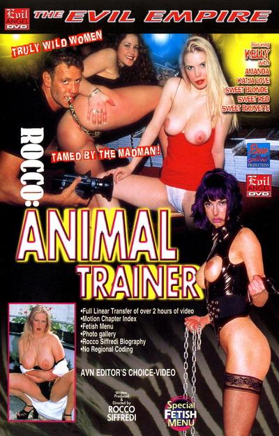 Animal Trainer #01 DVD