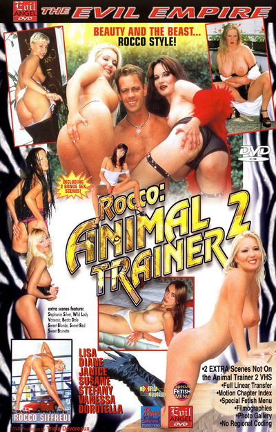 Animal Trainer #02 DVD
