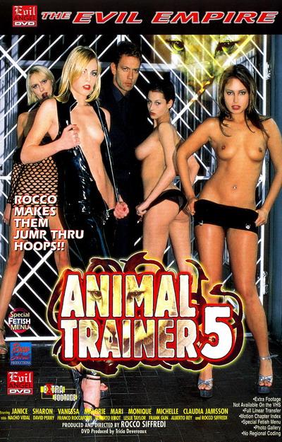 Animal Trainer #05 DVD