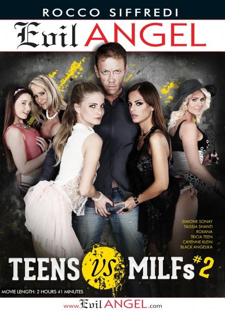 Teens Vs Milfs #02