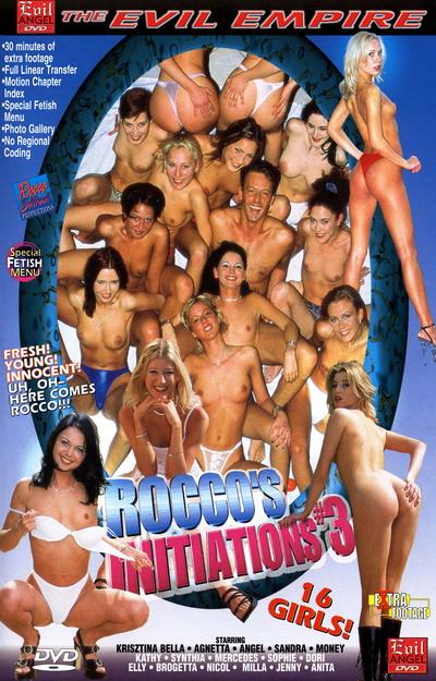 Initiations #03 DVD