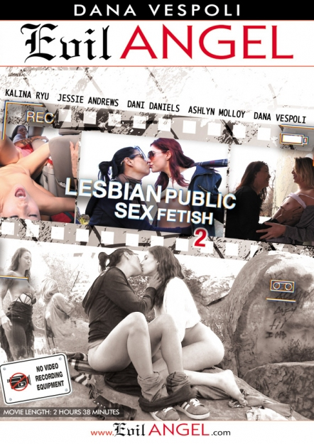Lesbian Public Sex Fetish #02