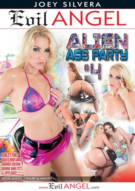 Alien Ass Party #04