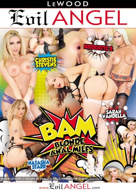 BAM Blonde Anal MILFs