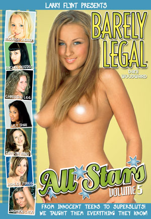 Barely Legal All Stars #5