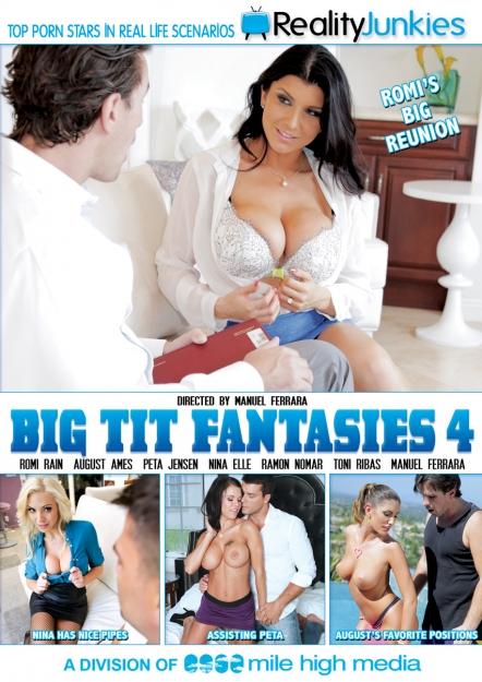 Big Tit Fantasies #04