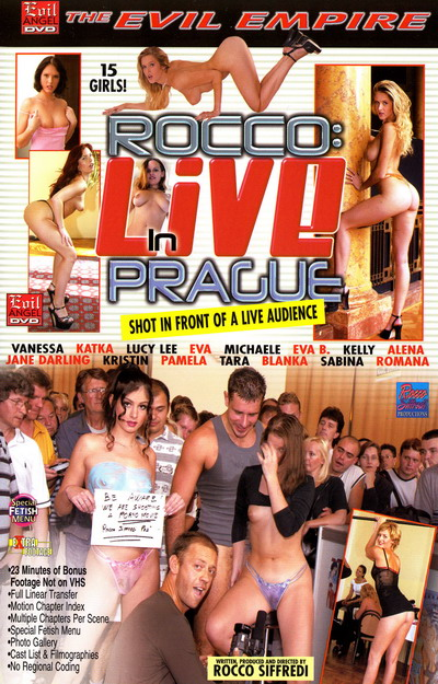 Rocco Live In Prague