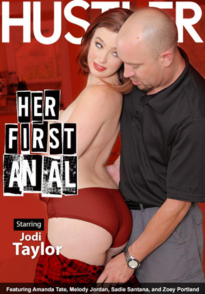 Her First Anal DVD