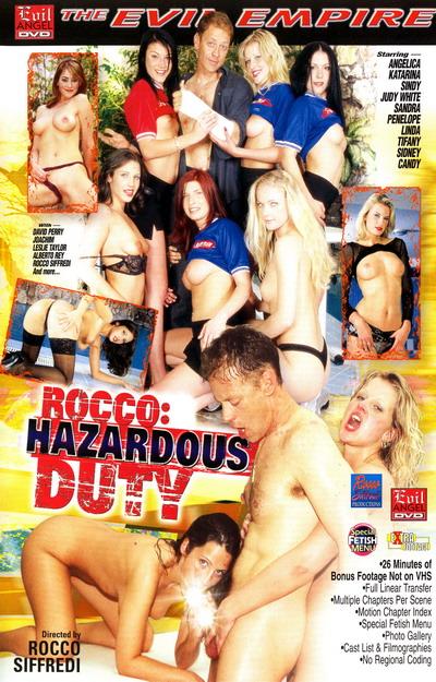 Hazardous Duty DVD