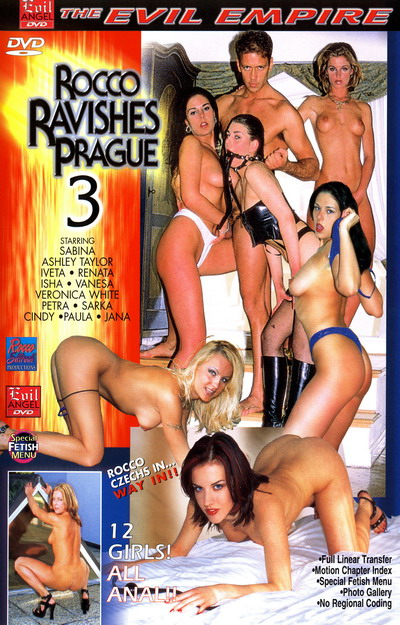 Rocco Ravishes Prague #03