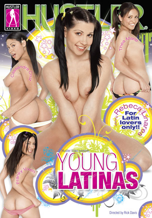 Young Latinas DVD