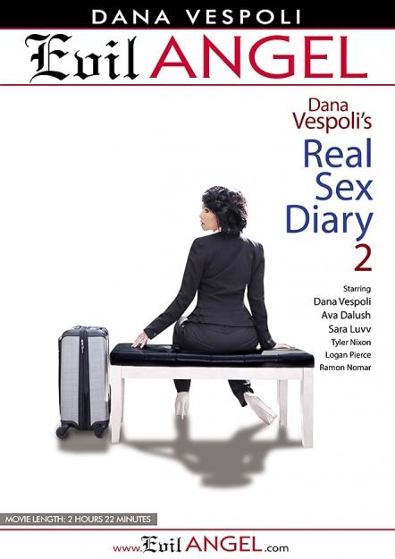 Dana Vespoli's Real Sex Diary #02