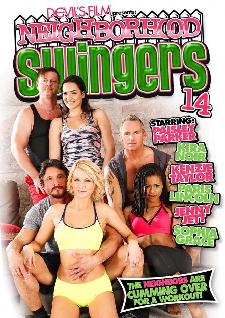 Neighborhood Swingers #14